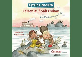 Astrid Lindgren - Ferien auf Saltkrokan: Ein Kaninchen für Pelle  - (CD)