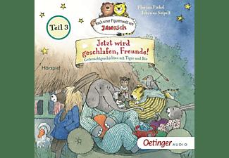 Florian Fickel - Jetzt wird geschlafen,Freunde!-Teil 3  - (CD)