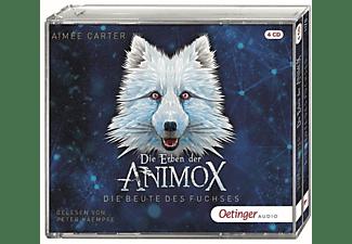Aimee Carter - Die Erben der Animox 1: Die Beute des Fuchses  - (CD)
