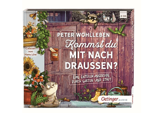 Peter Wohlleben - Kommst du mit nach draußen? Entdeckungsreise  - (DVD)