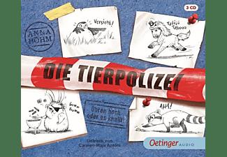 Anna Böhm - Die Tierpolizei 2: Ohren hoch oder es knallt!  - (CD)