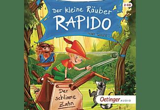 Nina Weger - Der kleine Räuber Rapido 3.Der schlimme Zahn  - (CD)