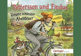 Sven Nordqvist - Pettersson und Findus: Unsere schönsten Abenteuer  - (DVD)