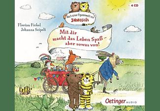 Florian Fickel - Mit dir macht das Leben Spaß,aber sowas von!  - (CD)