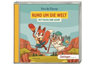 Fox & Sheep - Rund um die Welt mit Fuchs und Schaf  - (CD)