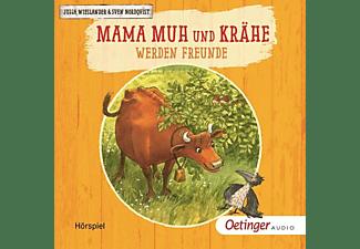 Jujja Wieslander - Mama Muh und Krähe werden Freunde  - (DVD)