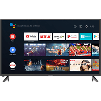 COOCAA 32S3G LED TV (Flat, 32 Zoll / 81 cm, HD-ready, SMART TV, Android 9.0)
