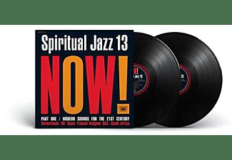 VARIOUS - Spiritual Jazz Vol.13: NOW Part 1  - (Vinyl)