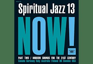 VARIOUS - Spiritual Jazz Vol.13: NOW Part 2  - (Vinyl)
