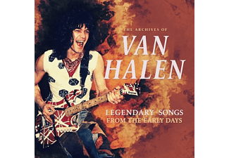 Van Halen - The Archives Of/Legendary Songs From The Early Day  - (Vinyl)
