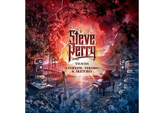 Steve Perry - Traces (Alternate Versions And Sketches)  - (CD)