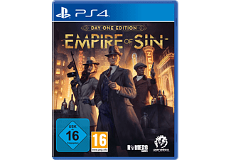 Empire of Sin Day One Edition - [PlayStation 4]
