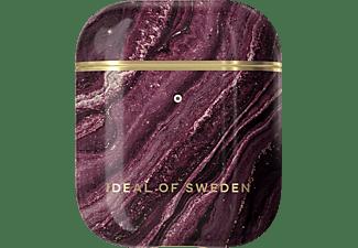IDEAL OF SWEDEN Airpods Case für Gen 1/2, Golden Plum