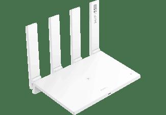 HUAWEI WIFI AX3 (WIFI 6, 802.11 ax, Dual-Band, bis zu 3.000 Mbit/s) Wlan Router