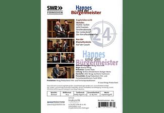 Hannes und der Bürgermeister - Teil 24 DVD