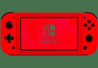 Consola - Nintendo Switch Lite, Portátil, Coral + Animal Crossing: New horizons (Código digital)