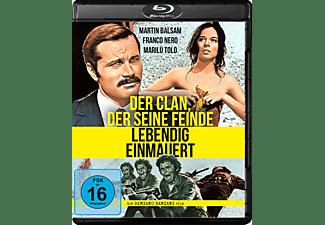 Der Clan, der seine Feinde lebendig einmauert Blu-ray