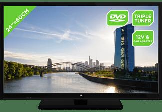 OK. OLE 24850HV-TB DVD 24 Zoll HD-ready TV mit DVD-Player