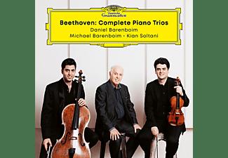 Daniel Barenboim, Michael Barenboim, Kian Soltani - Beethoven: Complete Piano Trios  - (CD)