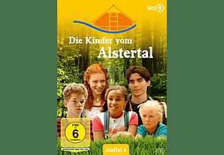 Die Kinder vom Alstertal - Staffel 4 DVD
