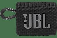 JBL GO3 Bluetooth Lautsprecher, Schwarz