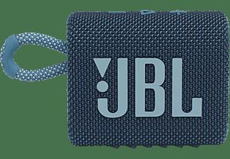 JBL GO3 Bluetooth Lautsprecher, Blau