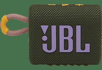 JBL GO3 Bluetooth Lautsprecher, Grün