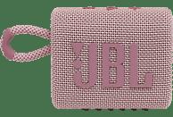 JBL GO3 Bluetooth Lautsprecher, Pink