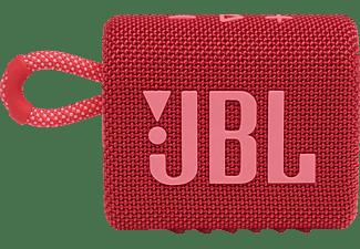 JBL GO3 Bluetooth Lautsprecher, Rot