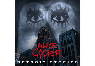 Alice Cooper - Detroit Stories  - (CD)
