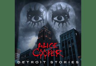 Alice Cooper - Detroit Stories Ltd. CD Box Set  - (CD + Merchandising)
