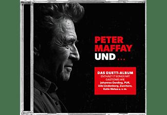 Peter Maffay - PETER MAFFAY UND…  - (CD)