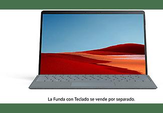 "Convertible 2 en 1 - Microsoft Surface Pro X, Plata, 13"", Microsoft SQ2, 16 GB RAM, 512 GB SSD, W10"