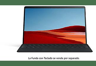 "Convertible 2 en 1 - Microsoft Surface Pro X, Negro, 13"", Microsoft SQ2, 16 GB RAM, 512 GB SSD, W10"