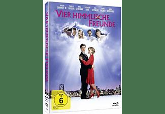 Vier Himmlische Freunde (Mediabook) (Blu-ray+DVD) Blu-ray + DVD