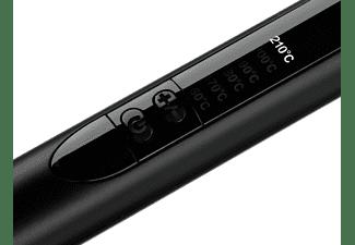 Rizador - Babyliss C456E, 210 °C, Con Cable, Negro/Bronce