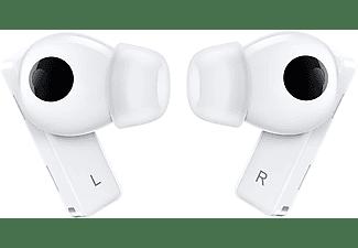 Auriculares inalámbricos - Huawei FreeBuds Pro, True Wireless, Control por voz, ANC, Blanco + Estuche de carga