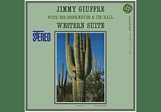 Jimmy Giuffre - WESTERN SUITE  - (Vinyl)