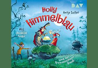 Antje Szillat - Holly Himmelblau-Teil 3: Der Prinzessinnen-Raub  - (CD)