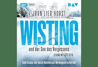 Jorn Lier Horst - Wisting und der See des Vergessens  - (MP3-CD)