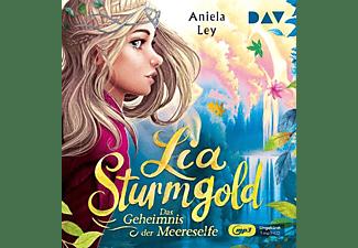 Aniela Ley - Lia Sturmgold-Teil 2: Das Geheimnis der Meeresel  - (MP3-CD)