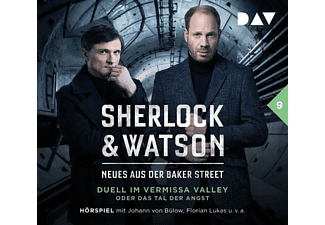 Viviane Koppelmann - Sherlock And Watson-Neues aus der Baker Street: Du  - (DVD)