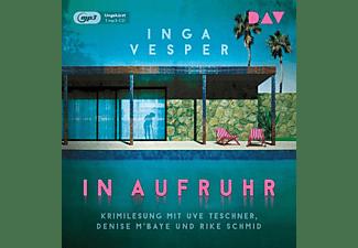 Inga Vesper - In Aufruhr.  - (MP3-CD)