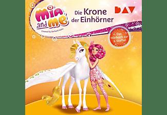 Thilo - Mia and me: Die Krone der Einhörner  - (CD)