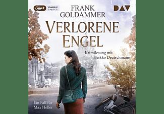 Frank Goldammer - Verlorene Engel.Ein Fall für Max Heller  - (MP3-CD)
