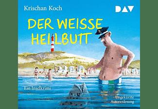 Krischan Koch - Der weiße Heilbutt: Ein Inselkrimi  - (DVD)
