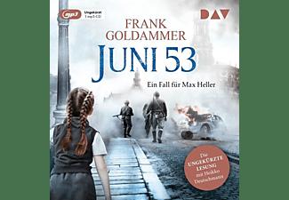 Frank Goldammer - Juni 53.Ein Fall für Max Heller  - (MP3-CD)