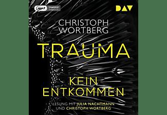 Christoph Wortberg - Trauma-Kein Entkommen: Katja Sands erster Fall.  - (MP3-CD)