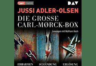 Jussi Adler-olsen - Die grosse Carl-Morck-Box 1  - (CD)