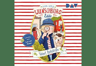 Suza Kolb - Wunschbüro Edda-Teil 5: Tatort Parkstraße  - (CD)